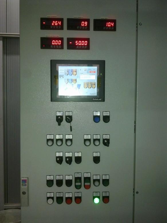 TRIMILL a.s. Vsetín - CONTROL Operátor HBS